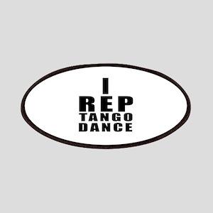 I Rep Tango Dance Patch