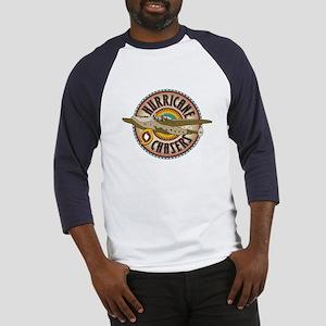 Hurricane Chasers Baseball Jersey
