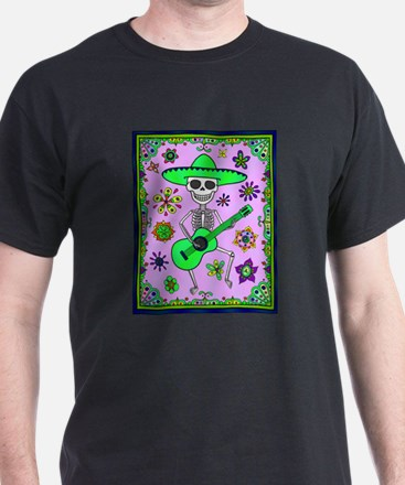 Best Seller Day of the Dead T-Shirt