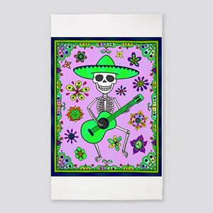 Best Seller Day of the Dead Area Rug