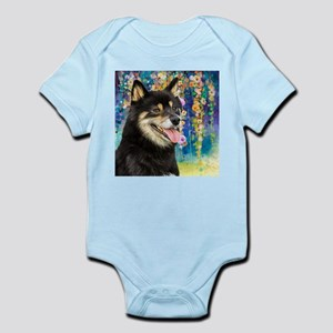 Shiba Inu Painting Body Suit