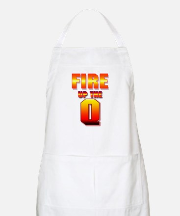 Fire Up The Q Light Apron