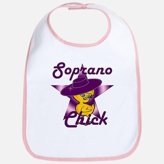 Soprano Chick #9 Bib