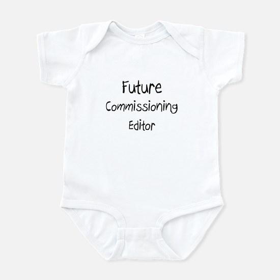Future Commissioning Editor Infant Bodysuit