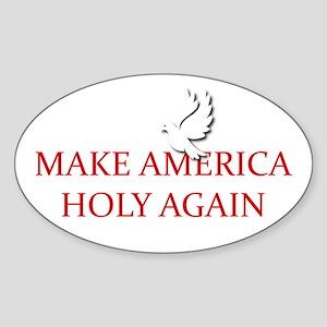 Make America Holy Again Sticker