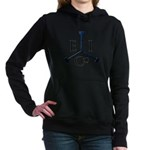 Eic Logo Women's Hooded Sweatshirt