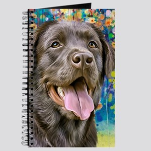 Labrador Painting Journal