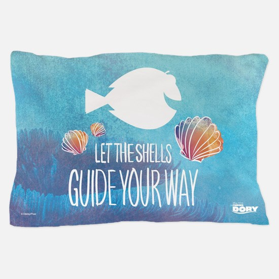 Finding Dory Shells Pillow Case