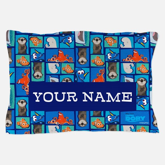 Finding Dory Characters Personalized Pillow Case