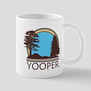 Vintage Retro Yooper Mug