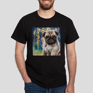 Pug Painting T-Shirt