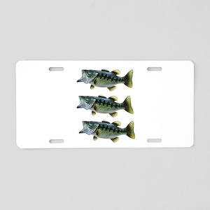 STRIKE Aluminum License Plate