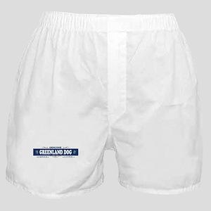 GREENLAND DOG Boxer Shorts