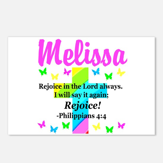PHILIPPIANS 4:4 Postcards (Package of 8)