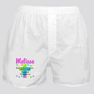 PHILIPPIANS 4:4 Boxer Shorts