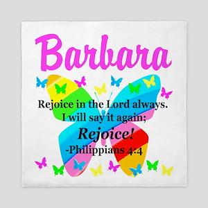 PHILIPPIANS 4:4 Queen Duvet