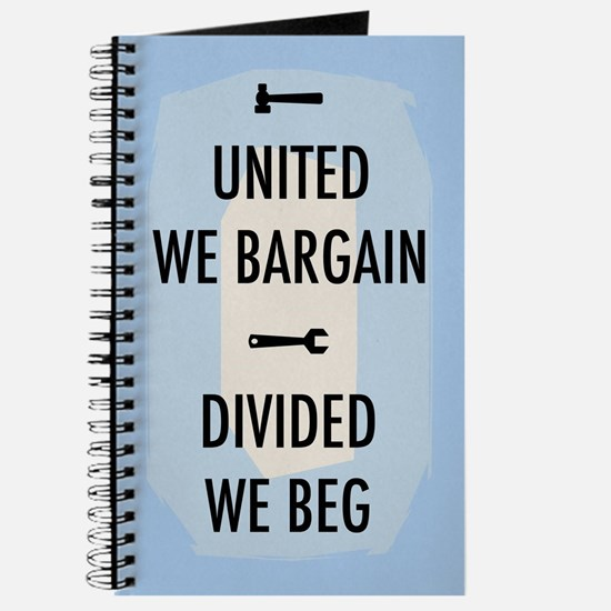 United We Bargain III Journal