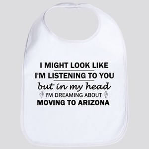 Moving to Arizona Bib