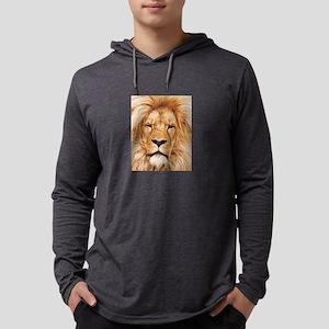 Lion head of honor Long Sleeve T-Shirt