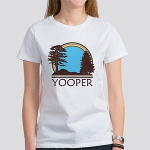 Vintage Retro Yooper Women's T-Shirt