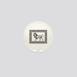 open king of beasts Mini Button