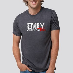 Emily Wants to Play Too logo T-Shirt