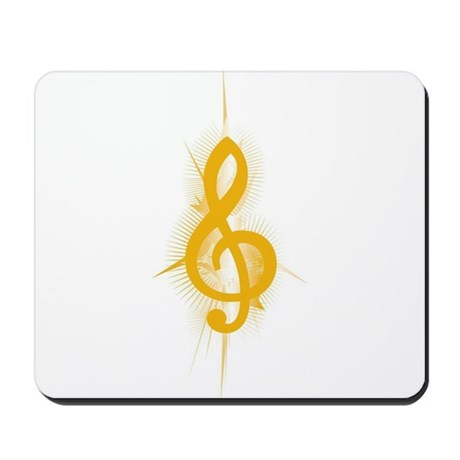 Yellow Note Mousepad