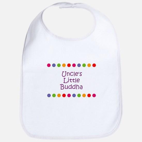 Uncle's Little Buddha Bib