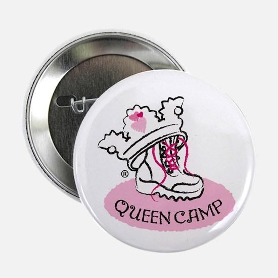 "Queen Camp 2.25"" Button"