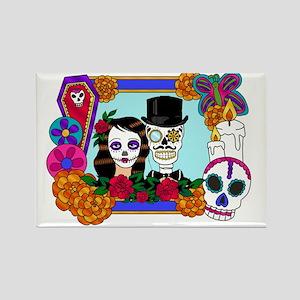 Best Seller Sugar Skull Magnets