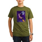 Witch and pussy cat T-Shirt