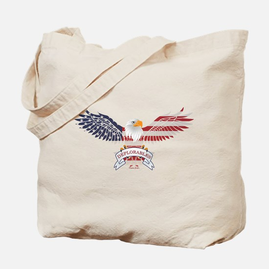Deplorables Tote Bag