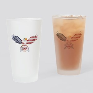 Deplorables Drinking Glass