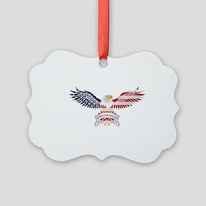 Deplorables Picture Ornament