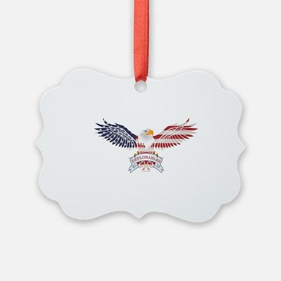 Deplorables Ornament