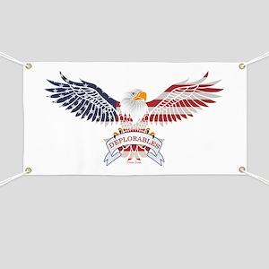 Deplorables Banner
