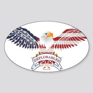 Deplorables Sticker