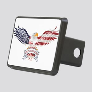 Deplorables Rectangular Hitch Cover