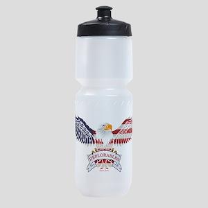 Deplorables Sports Bottle