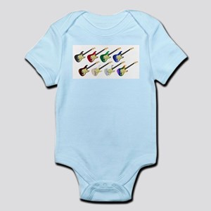 Electric Guitar Collection Body Suit