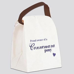 Connemara pony Canvas Lunch Bag
