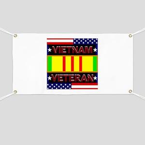 Vietnam Veteran Banner