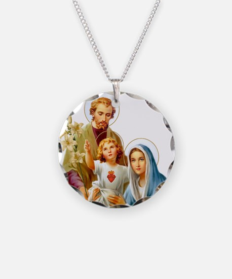 The Holy Family (Style 2) Necklace