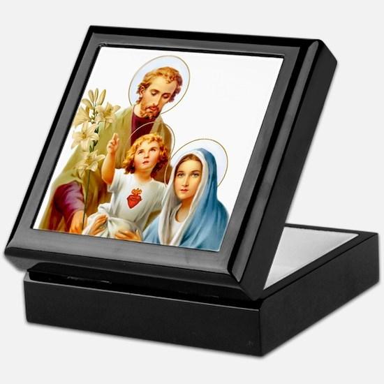 The Holy Family (Style 2) Keepsake Box