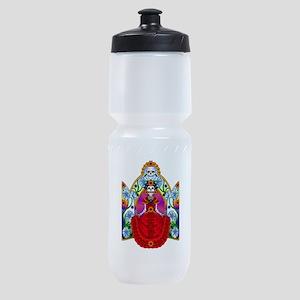 Best Seller Sugar Skull Sports Bottle