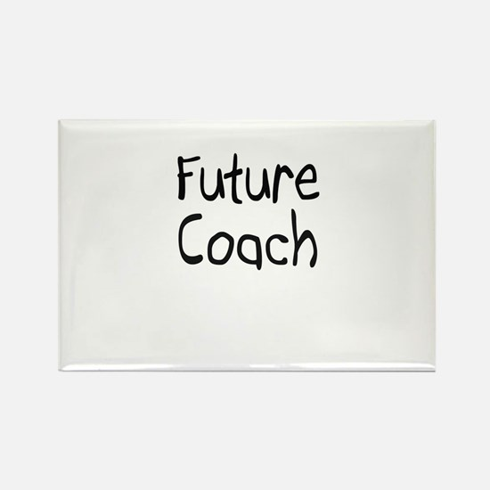 Future Coach Rectangle Magnet (10 pack)