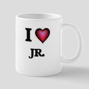I Love Jr. Mugs