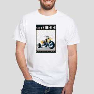 Save a 3Wheeler_Oct16-03 T-Shirt