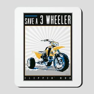 Save A 3wheeler_oct16-03 Mousepad