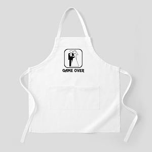 Wedding Symbol: Game Over BBQ Apron